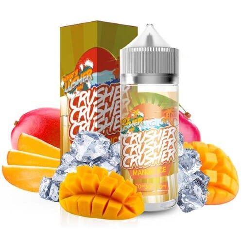 Liquid Mango Ice - Crusher 100ml/120ml