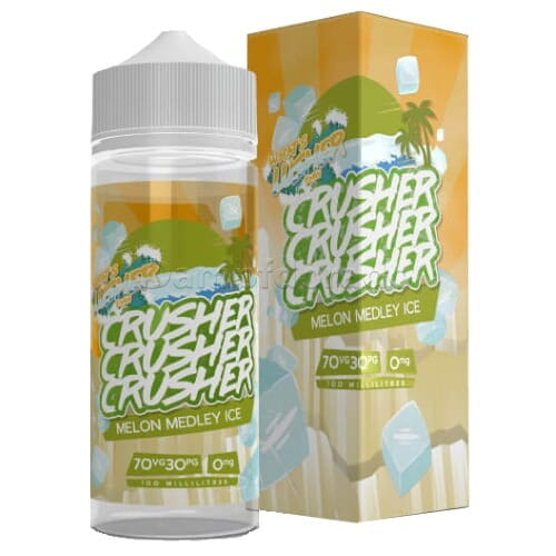 Liquid Melon Medley Ice - Crusher 100ml/120ml