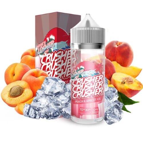 Liquid Peach and Apricot Ice - Crusher 100ml/120ml