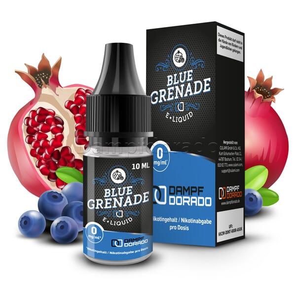 Liquid Blue Grenade