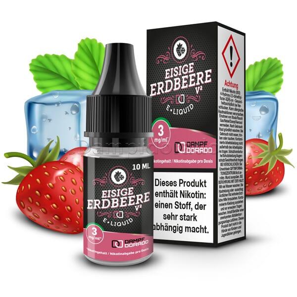 Liquid Eisige Erdbeere V2