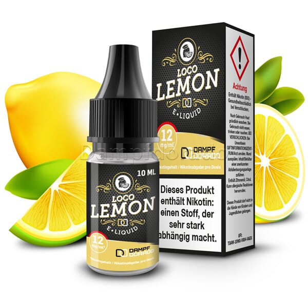 Liquid Loco Lemon