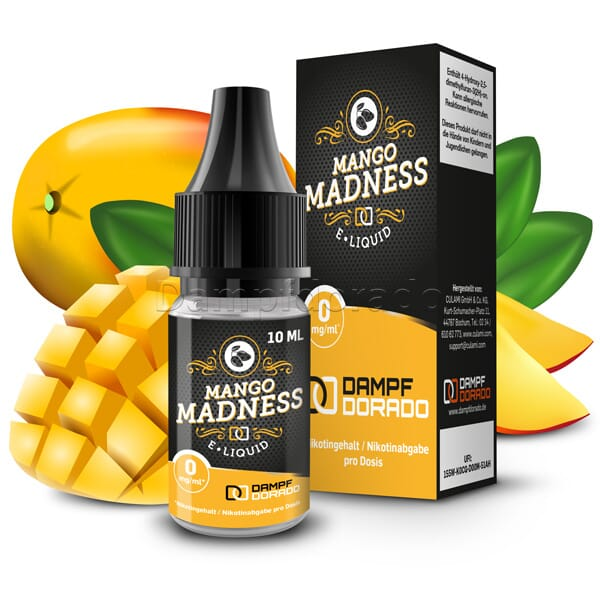 Liquid Mango Madness