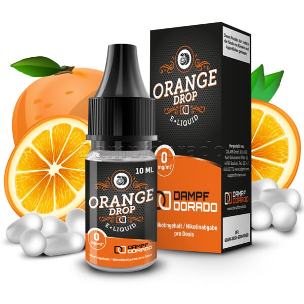 Liquid Orange Drop