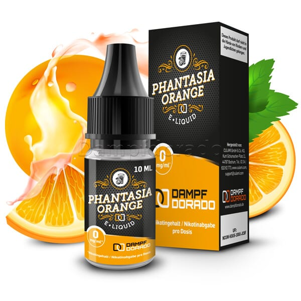 Liquid Phantasia Orange