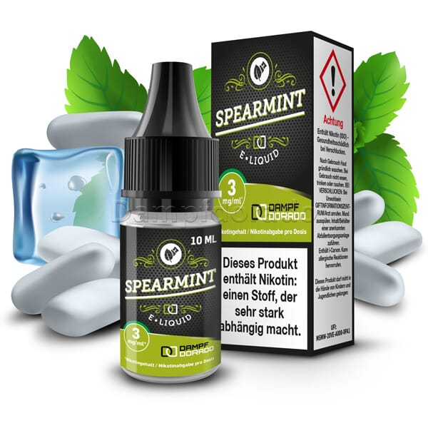 Liquid Spearmint