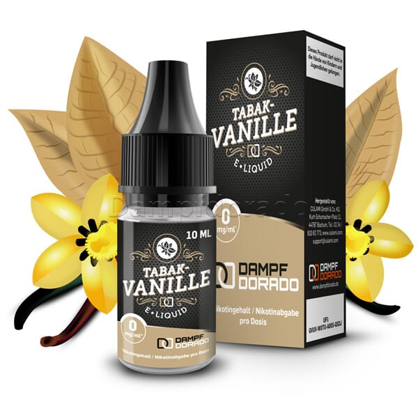 Liquid Tabak-Vanille