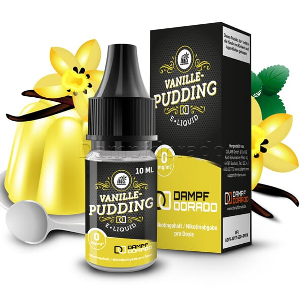 Liquid Vanillepudding