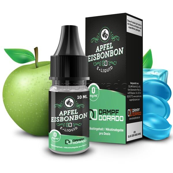 Liquid Apfel Eisbonbon
