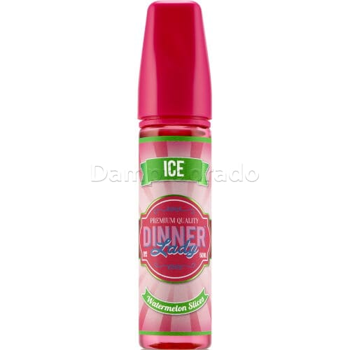 Liquid Watermelon Slices Ice - Tuck Shop Ice