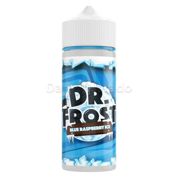 Liquid Blue Raspberry Ice - Dr. Frost 100ml/120ml