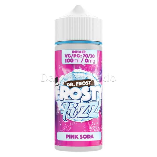 Liquid Pink Soda - Dr. Frost Frosty Fizz 100ml/120ml