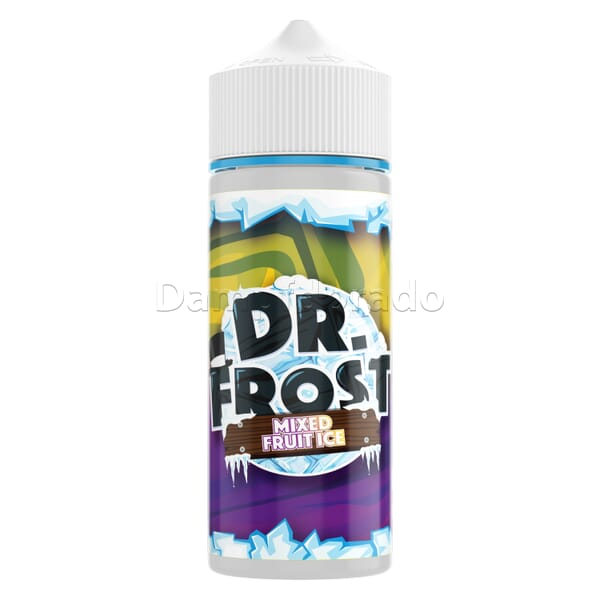Liquid Mixed Fruit Ice - Dr. Frost 100ml/120ml