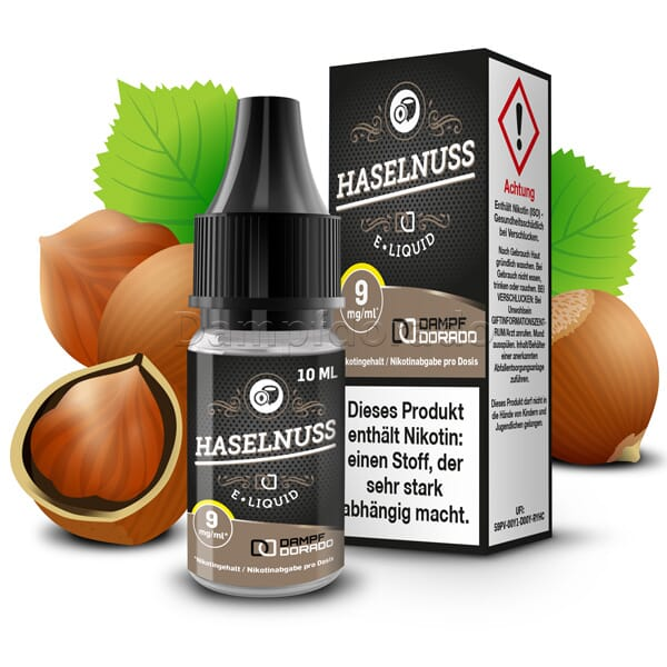 Liquid Haselnuss