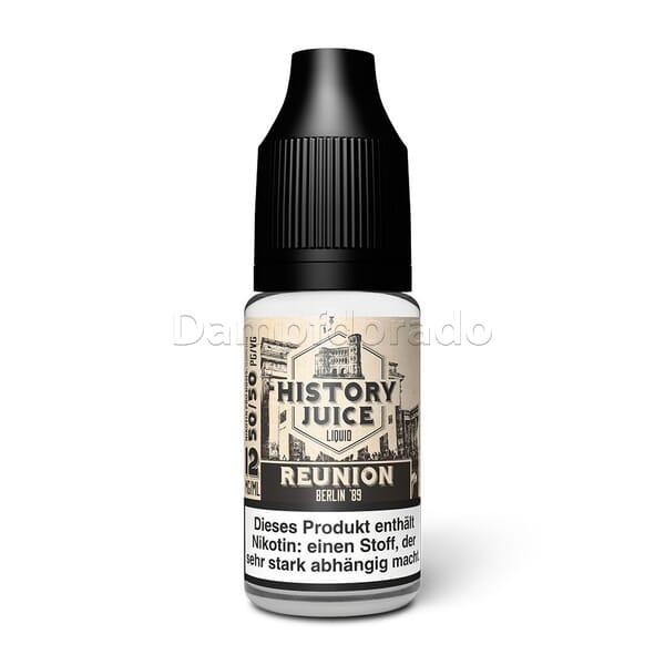 Liquid Reunion - History Juice