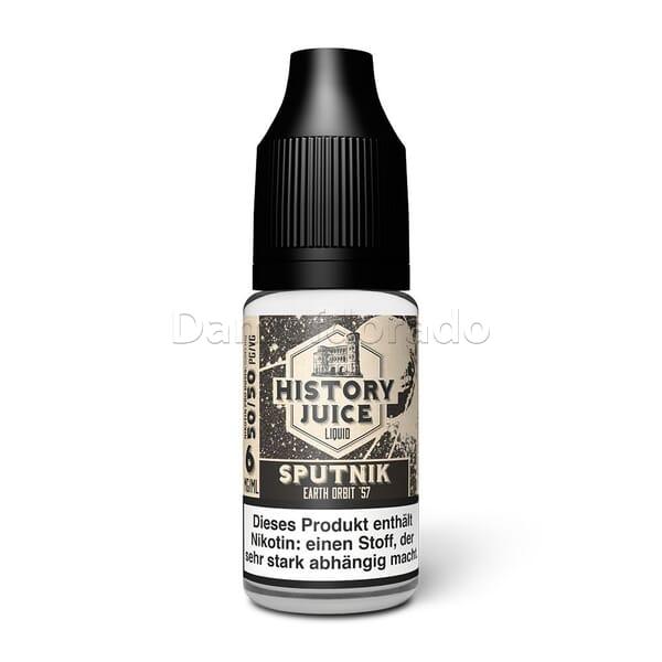 Liquid Sputnik - History Juice