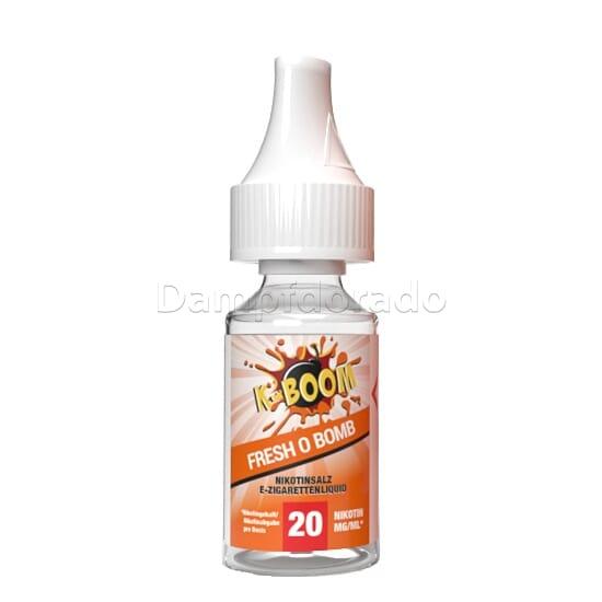 Liquid Fresh O Bomb - K-Boom Nikotinsalz