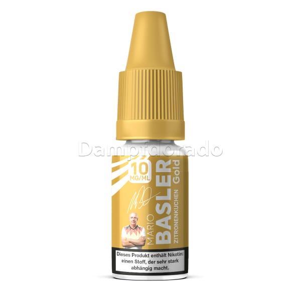 Liquid Gold - Mario Basler Nikotinsalz