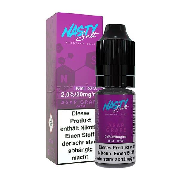 Liquid ASAP Grape - Nasty Juice Nikotinsalz