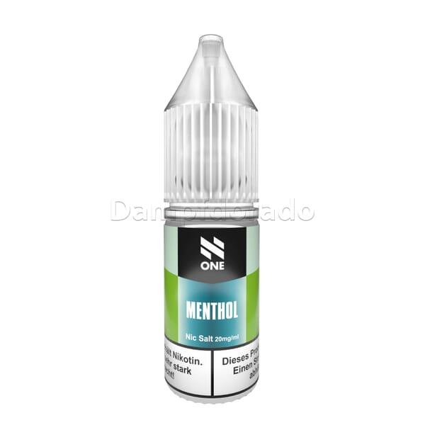 Liquid Menthol - N ONE Nikotinsalz