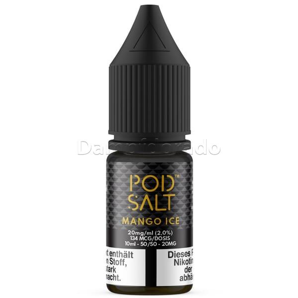 Liquid Mango Ice - Pod Salt Nikotinsalz