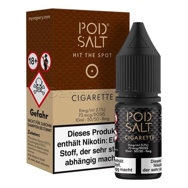 Liquid Cigarette - Pod Salt Nikotinsalz