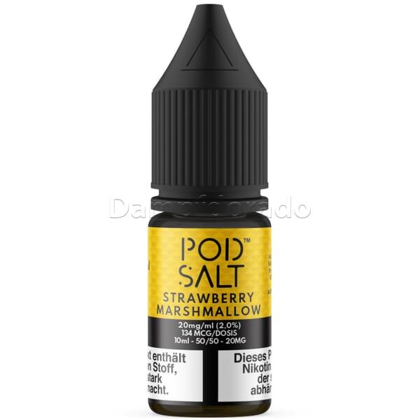 Liquid Marshmallow Man - Pod Salt Nikotinsalz
