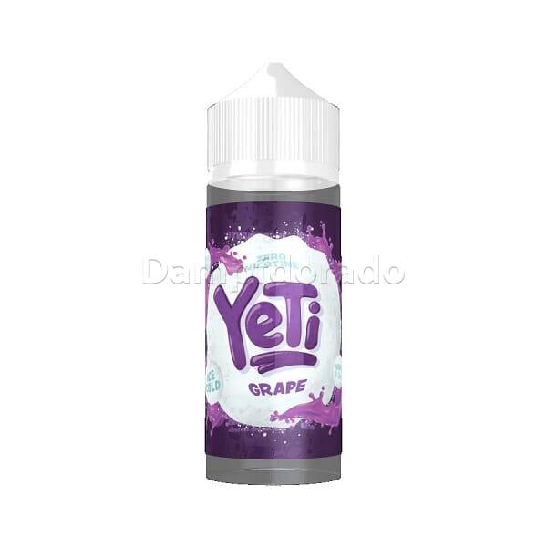 Liquid Grape - Yeti 100ml/120ml