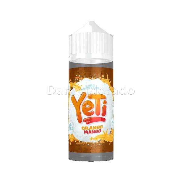 Liquid Orange Mango - Yeti 100ml/120ml