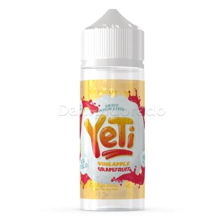 Liquid Pineapple Grapefruit - Yeti 100ml/120ml