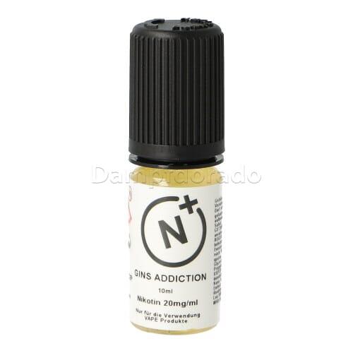 Liquid Gins Addiction - Halcyon Haze Nikotinsalz