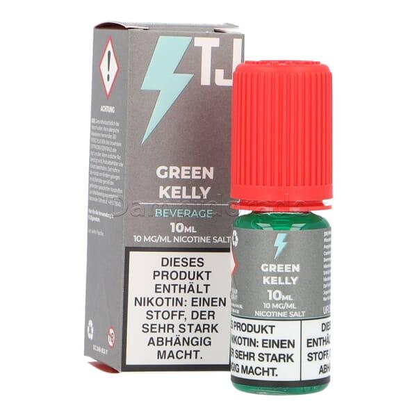 Liquid Green Kelly - T-Juice Nikotinsalz