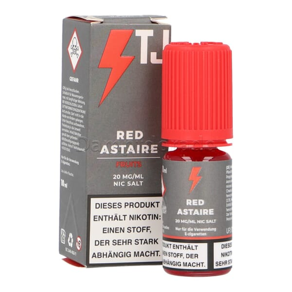 Liquid Red Astaire - T-Juice Nikotinsalz