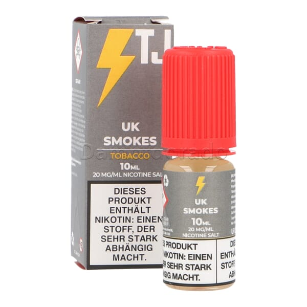 Liquid UK Smokes - T-Juice Nikotinsalz