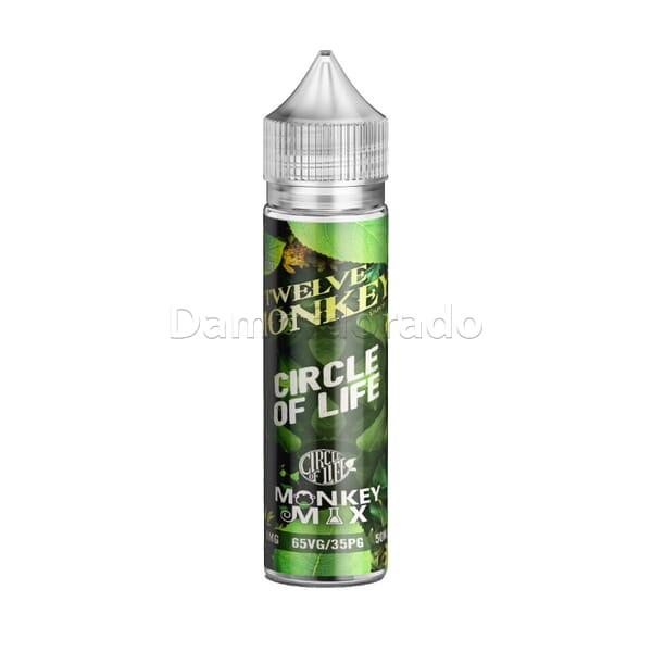 Liquid Circle of Life - Twelve Monkeys - 50ml/60ml
