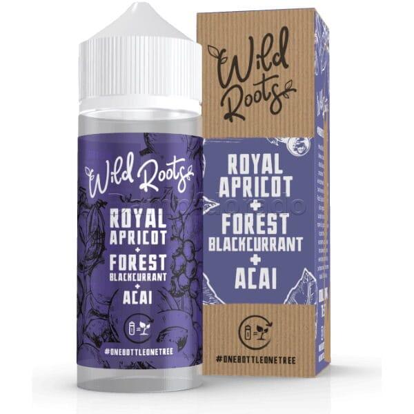 Liquid Royal Apricot - Wild Roots 100ml/120ml
