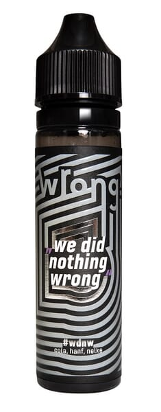 Liquid wdnw - Wrong 50ml/60ml