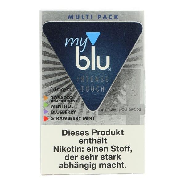 myblu Liquidpod - Probierset