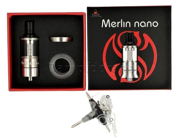 Augvape Merlin Nano RTA Verdampfer