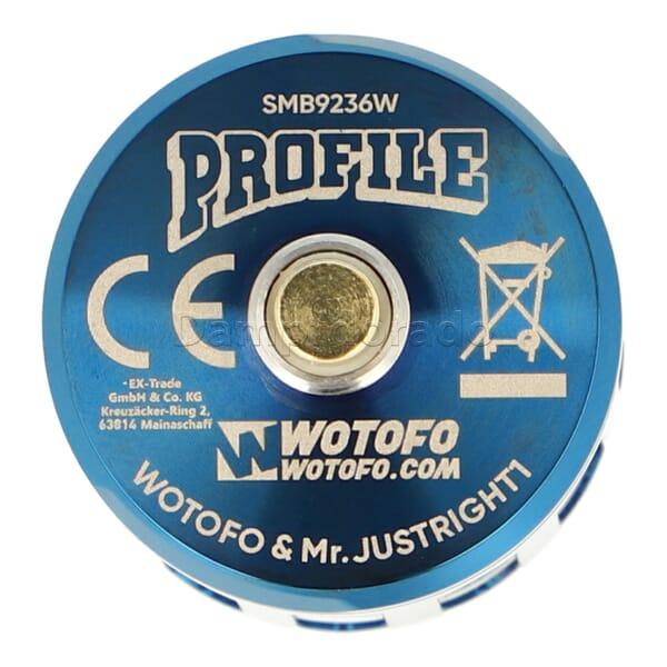 Wotofo Profile RDTA Verdampfer