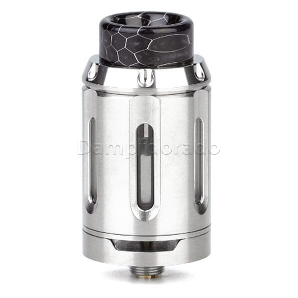Squid Industries PeaceMaker RTA Verdampfer