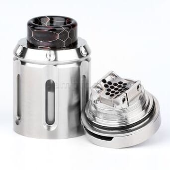 Squid Industries PeaceMaker XL RTA Verdampfer