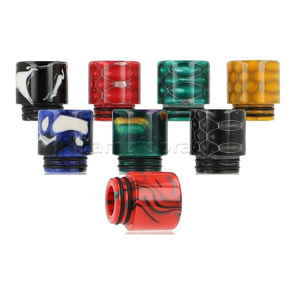 Aleader - 810er Drip Tip Kit - 8 in 1 Box