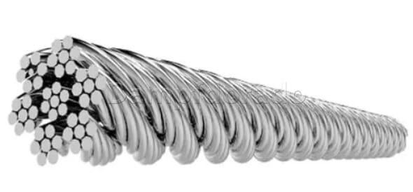 4 x Thunderhead Creations Artemis RDTA Dochte
