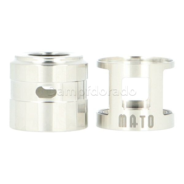 Vandy Vape Mato RDTA Tankshield und Topcap Kit